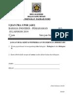 Ar3 2019 Bi Paper 1 Sect A