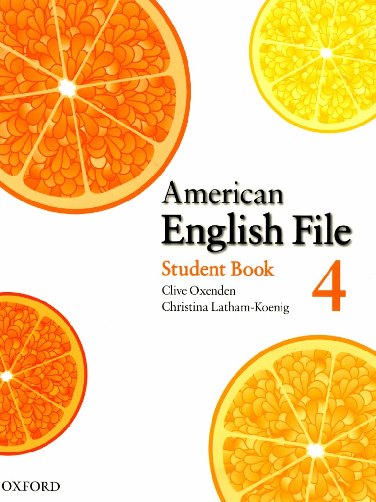 American English File 25 Student Book