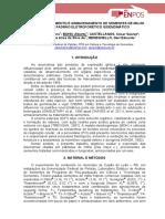 EFEITO DO TRATAMENTO E ARMAZENAMENTO DE SEMENTES DE MILHO SOBRE O PADRÃO ELETROFORÉTICO ISOENZIMÁTICO