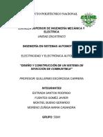 Practica Electricidad y Electronica Automotriz