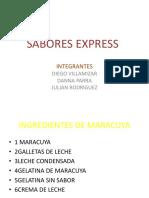 sabores express