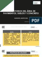 Induccion Laboratorio 2019-20