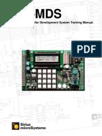 PIC-MDS Training Manual