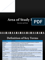 AoS5 Structure and Form1