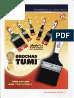 Brochas Tumi - Tumi Especiales