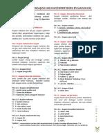 Terminologi Kajian dan Monev