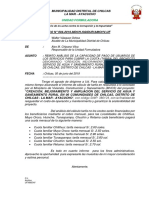 Informe Tecnico Tarifa-uf