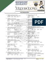 Algebra - 4to Año - II Bimestre