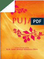 Shri Mataji Puja Magazine