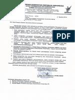 Pengumuman Pemanggilan Pembekalan Ns Individual Periode VII Tahun 2019