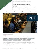 China Aprobó Ley Que Limita La Libertad de Expresión en Internet _ Tecnología _ Gestión