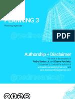 PLANNING Bonus Module (Agencies)