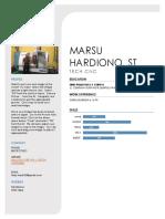 MARSU HARDIONO