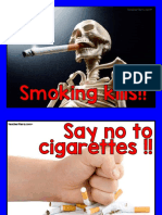y3 Civic Aug 2019 the Danger of Smoking Flashcards, Poster Worksheets