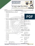 Algebra - 5to Año - III Bimestre