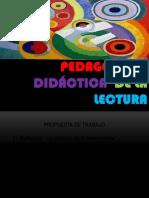 3. Pedagogía y Didáctica de La Lectura