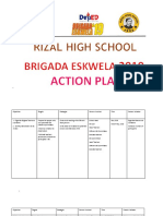 2 Be Action Plan