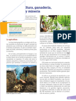 Recursos naturales Ecuador