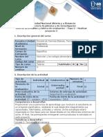 Guía de Actividades y Rúbrica de Evaluación - Fase 3. Realizar Proyecto 2.