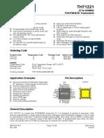 TH71221-Datasheet-Melexis