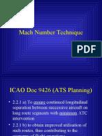 Mach Number Technique Explained