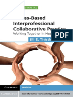 [Jill E. Thistlethwaite] Values-Based Interprofess(B-ok.cc)