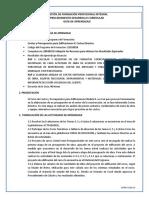 GUÍA DE APRENDIZAJE COSTOS Y PRESUPUESTOS PARA EDIFICACIONES II - COSTOS DIRECTOS(1).pdf