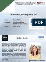 04. Nadine Stoltz 42 Tocpa Sa 13-16 May 2019