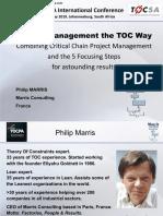 09. Philip Marris 42 Tocpa Sa 13-16 May 2019