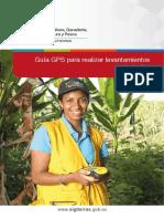 Guía de Uso y Manejo de GPS Para Realizar Levantamientos Catastrales