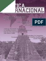 Política Internacional - Revista - Guatemala