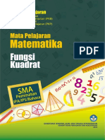 01 Draft Aljabar1 01 Fungsi Kuadrat