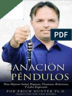 Sanacion Con Pendulos- Para Mejorar Salu - Hunter, Erich.pdf