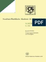 Klaus Stern (Auth.) - Verfassungsgerichtsbarkeit Und Gesetzgeber-Vs Verlag Für Sozialwissenschaften (1997)
