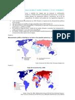 actividad mapas geopoliticos