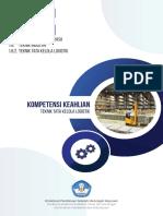 Kompetensi Inti Dan Kompetensi Dasar Teknologi Dan Rekayasa - Teknik Tata Kelola Logistik Buku 1