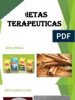 DIETAS TERAPEUTICAS