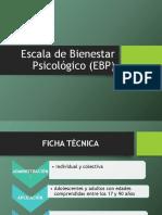 EBP-J Ppt en Version Actual Mas Escalas