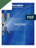 7 - Casing Design