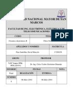 INFORME FINAL 8-CIRCUITOS ELECTRONICOS 2