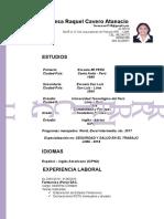 CURRICULUM  TERESA CAVERO.doc