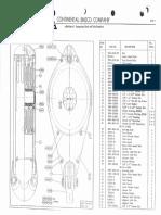 Emsco Nc-36-3 & 36-4 Block Partslist