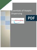 aspek dispensing beserta SOP