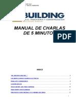 Manual de Charlas de 5 Minutos