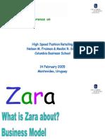Zara Case Study - Amazing)
