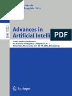 Advances in Artificial Intelligence_ 30th Canadian Conference on Artificial Intelligence, Canadian AI 2017, Edmonton.pdf