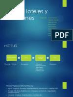 Sector Hoteles y Restoranes - Chile