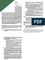 C2020 Insurance Case Digest Compilation