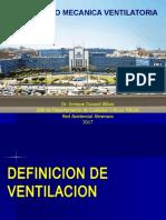10.- Monitoreo Ventilación Mecánica