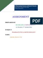 ERROR PRONE PCR